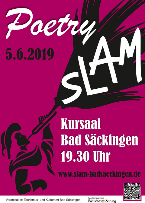 Poetry Slam Bad Säckingen 2019