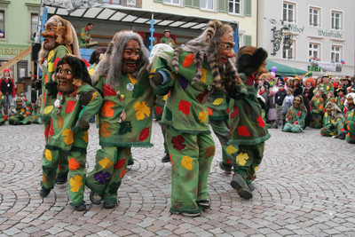 Fasnacht - Big Party im Kursaal
